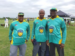 St. James Brampton cricket participants