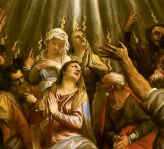 "Titian's ""Pentecost"""